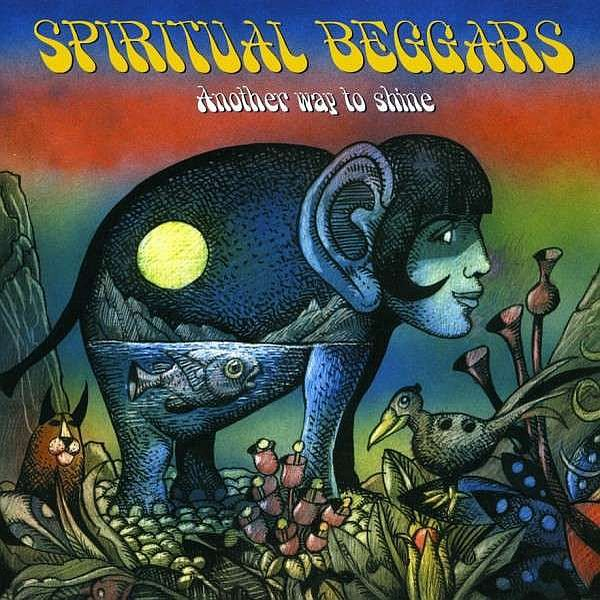 Cover SPIRITUAL BEGGARS, another way to shine