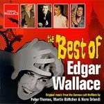 O.S.T., best of edgar wallace cover