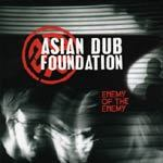 Cover ASIAN DUB FOUNDATION, enemy of the enemy
