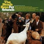 Cover BEACH BOYS, pet sounds (mono version)