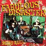 Cover FABULOUS DISASTER, panty raid!