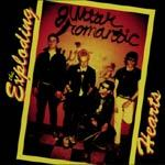 Cover EXPLODING HEARTS, guitar romantic