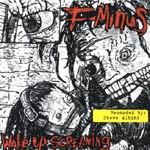 Cover F-MINUS, wake up screaming
