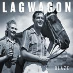 LAGWAGON, blaze cover