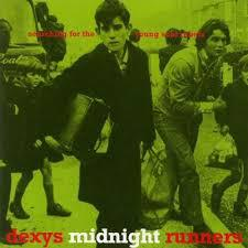 DEXYS MIDNIGHT RUNNERS, searching for the young soul rebels cover