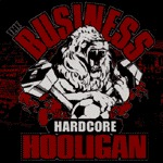 BUSINESS, hardcore hooligan cover
