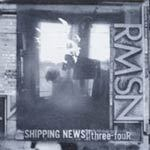 SHIPPING NEWS, three-four cover