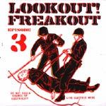 Cover V/A, lookout! freakout vol. 3