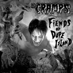Cover CRAMPS, fiends of dope island