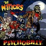 Cover METEORS, psychobilly