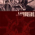 LANDMINE SPRING, sip of wine cover