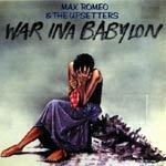 Cover MAX ROMEO, war inna babylon
