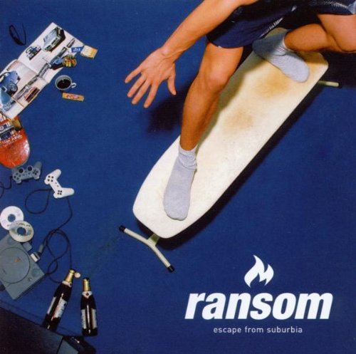 Cover RANSOM, escape from suburbia