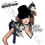 Cover GOLDFRAPP, black cherry