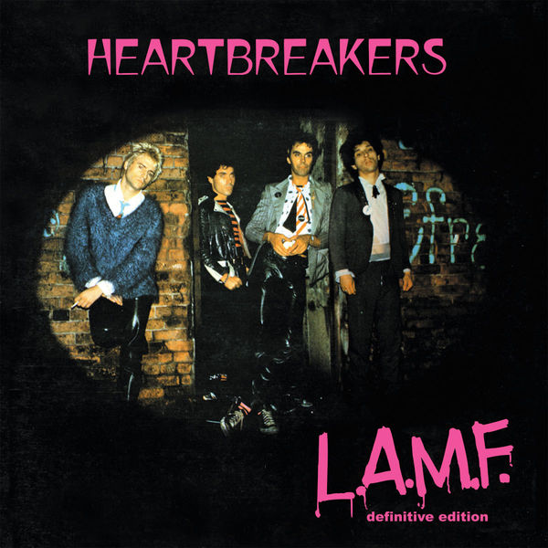 Cover HEARTBREAKERS, l.a.m.f.