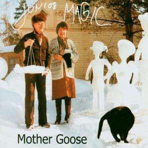 MOTHER GOOSE, junior magic cover