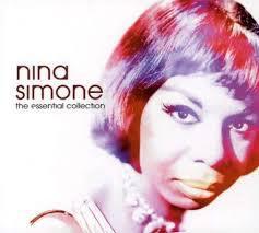 NINA SIMONE, essential collection cover