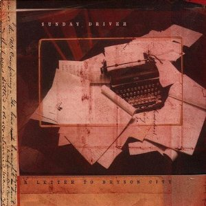 SUNDAY DRIVER, a letter to bryson city cover