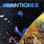 Cover BRAINTICKET, alchemic universe