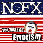 NOFX, war on errorism cover