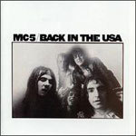 Cover MC5, back in the usa