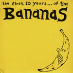 Cover BANANAS, first ten years