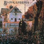 BLACK SABBATH, s/t cover