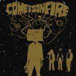 Cover COMETS ON FIRE, s/t