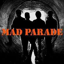 MAD PARADE, bombs & the bible cover