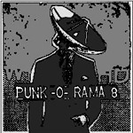 Cover V/A, punk-o-rama vol. 8