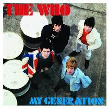 Cover WHO, my generation
