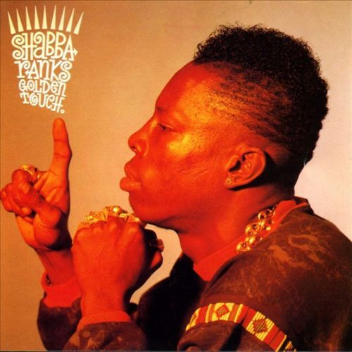 Cover SHABBA RANKS, golden touch