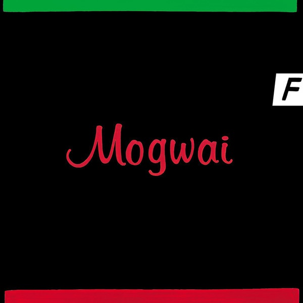 Cover MOGWAI, happy songs for happy people