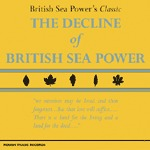 Cover BRITISH SEA POWER, decline of