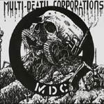 MDC, multi death corporations cover