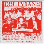 Cover OBLIVIANS, rock´n´roll holiday