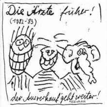 ÄRZTE, die ärzte früher (1982-82) cover