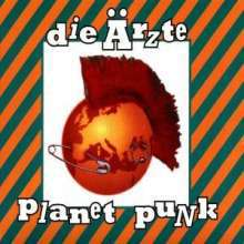 ÄRZTE, planet punk cover