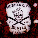 MURDER CITY DEVILS, r.i.p. cover