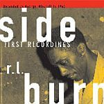 R.L. BURNSIDE, first recordings cover