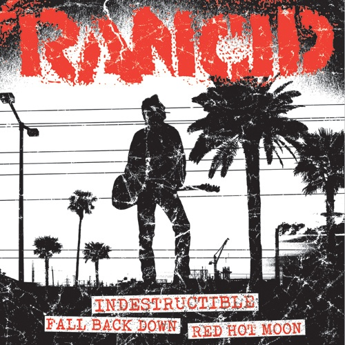 Cover RANCID, indestructable