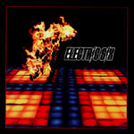 Cover ELECTRIC SIX, fire