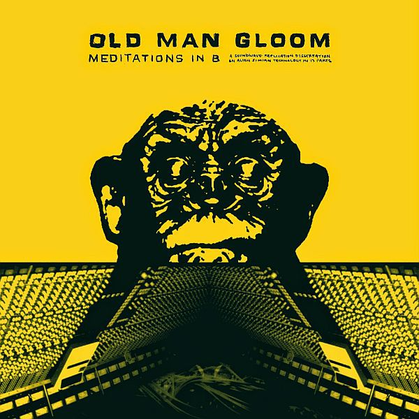 Cover OLD MAN GLOOM, meditations in b