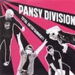 PANSY DIVISION, total entertainment cover