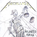 Cover METALLICA, and justice for all