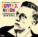 Cover JERRY J. NIXON, gentleman of r`n`r - Q rec. - 58-64