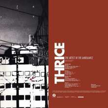 Cover THRICE, the artist in the ambulance