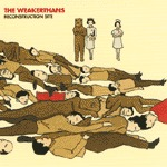 Cover WEAKERTHANS, reconstruction site