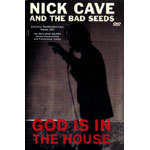 Cover NICK CAVE & BAD SEEDS, god is in the house