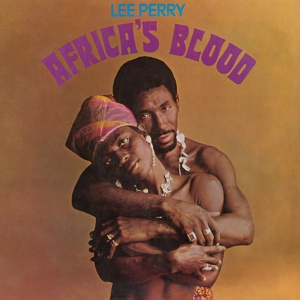 LEE PERRY, africa´s blood cover